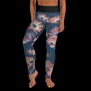Unique Floral printed Yoga Leggings