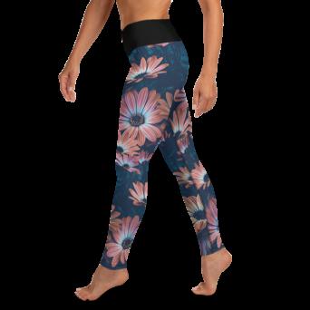 Floral Yoga Leggings